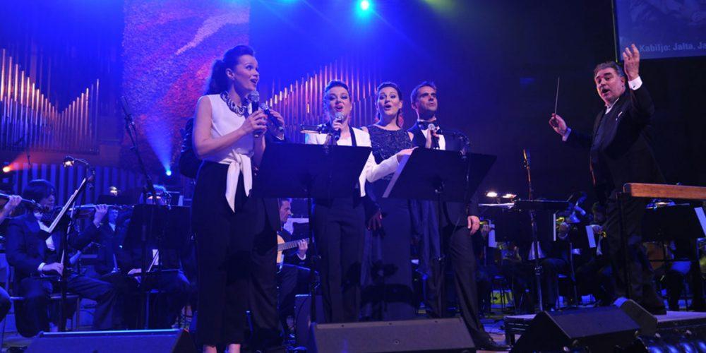 Humanitarni koncert Zagrebačke filharmonije i sopranistice Sandre Bagarić s gostima