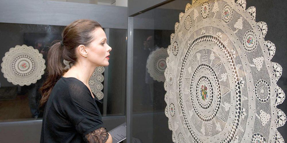 International festival of lace in Lepoglava